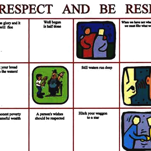 הזכות לכבד והחובה לכבד ח-יב.משחקים לימודיים קבוצתיים וגם ללימוד פרטי